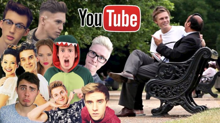 The Peculiar Thing About Famous Youtube Celebrities… They're Not Famous